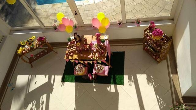 Espaço eventos salão de festas chácara com piscina Sao Bernardo do campo, casamentos - Foto 15