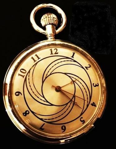 16071bc2138 Relógio de Bolso à Corda - Bijouterias