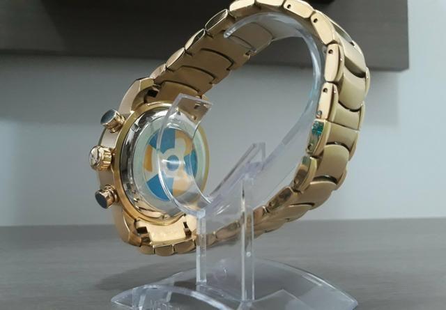 64865c0b150 Relógio Bvlgari 100% funcional (ENTREGA GRÁTIS)