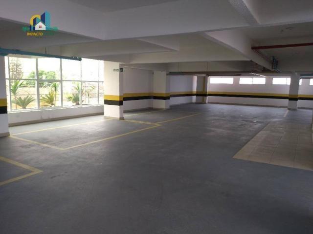 Apartamento residencial para locação, Vila Guilhermina, Praia Grande. - Foto 15