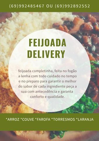 Feijoada delivery
