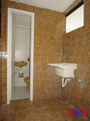 Apartamento com 2 dormitórios para alugar, 80 m² por R$ 1.700/mês - Mucuripe - Fortaleza/C - Foto 14