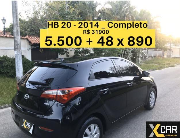 Hb20 - 2014 _ Único Dono _ Completo