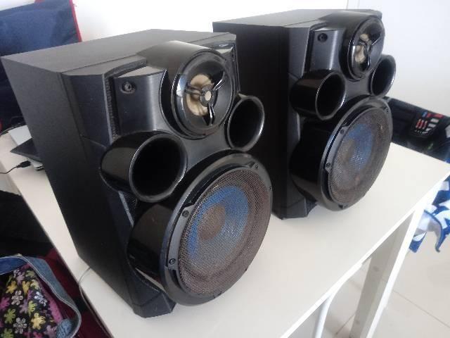 Caixas acústicas LG RaS376bf
