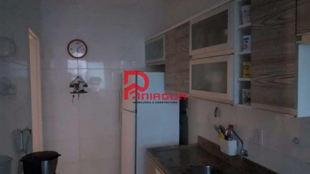 Apartamento à venda com 2 dormitórios em Guilhermina, Praia grande cod:1790 - Foto 9