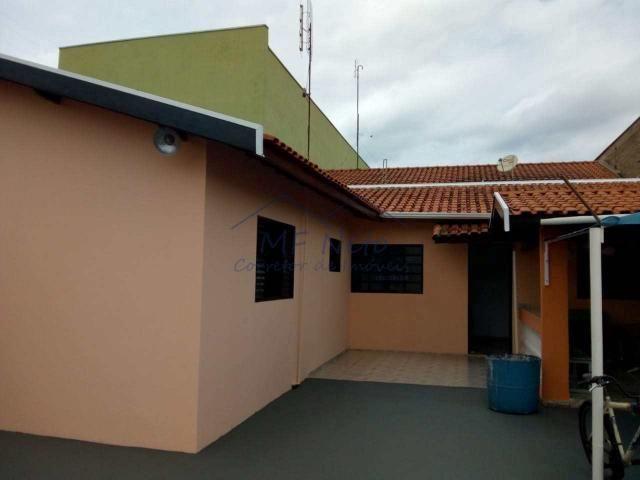 Casa à venda com 2 dormitórios em Parque clayton malaman, Pirassununga cod:10131714 - Foto 17