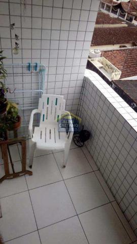 Apartamento à venda com 1 dormitórios em Guilhermina, Praia grande cod:AC927 - Foto 5