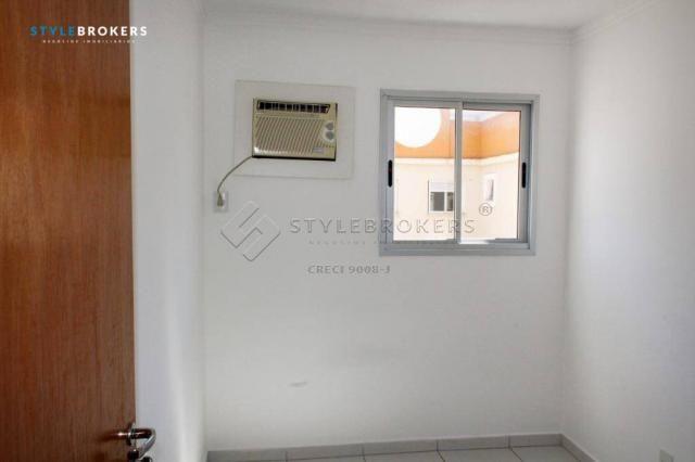 Apartamento com 3 dormitórios para alugar, 66 m² por R$ 1.500,00/mês - Centro Sul - Cuiabá - Foto 7