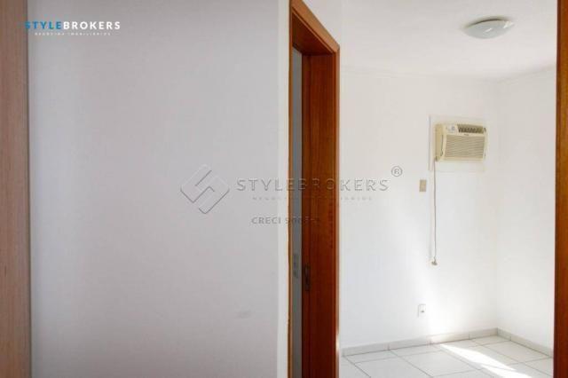 Apartamento com 3 dormitórios para alugar, 66 m² por R$ 1.500,00/mês - Centro Sul - Cuiabá - Foto 10