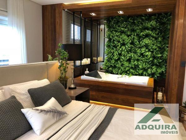 Apartamento com 2 quartos no Edificio Renaissance - Bairro Jardim Carvalho em Ponta Gross - Foto 20