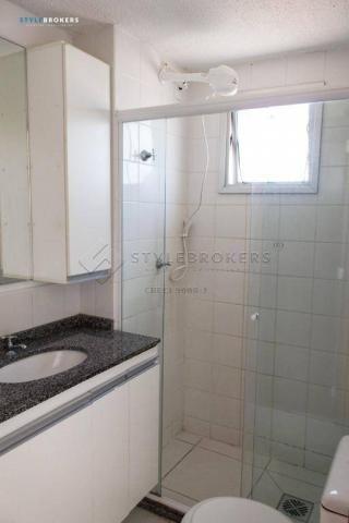 Apartamento com 3 dormitórios para alugar, 66 m² por R$ 1.500,00/mês - Centro Sul - Cuiabá - Foto 13