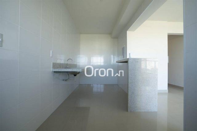Apartamento com 3 dormitórios à venda, 95 m² por R$ 524.000,00 - Setor Bueno - Goiânia/GO - Foto 4