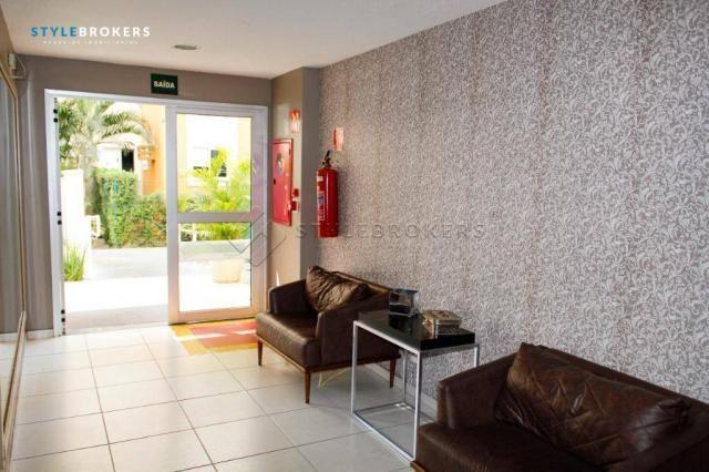 Apartamento com 3 dormitórios para alugar, 66 m² por R$ 1.500,00/mês - Centro Sul - Cuiabá - Foto 20
