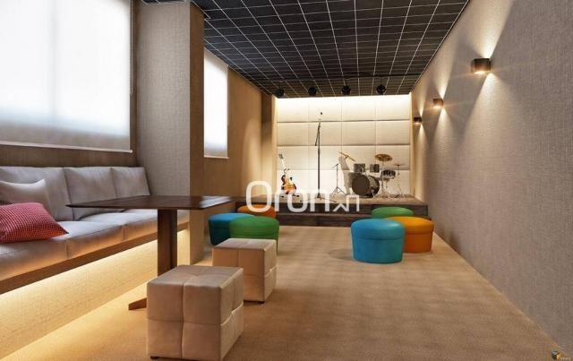 Apartamento com 3 dormitórios à venda, 144 m² por R$ 852.000,00 - Setor Bueno - Goiânia/GO - Foto 10