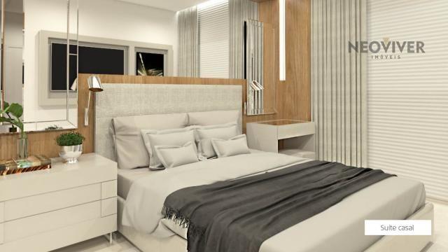 Apartamento à venda com 3 dormitórios em Jardim américa, Goiânia cod:458 - Foto 12