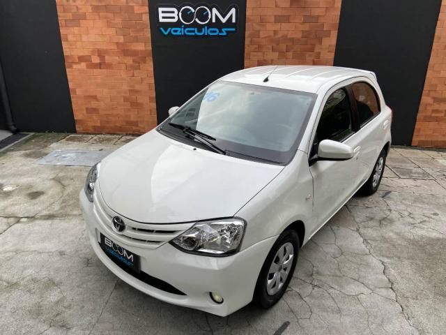 Toyota Etios 1.3 X 16V FLEX 4P MANUAL - Foto 4