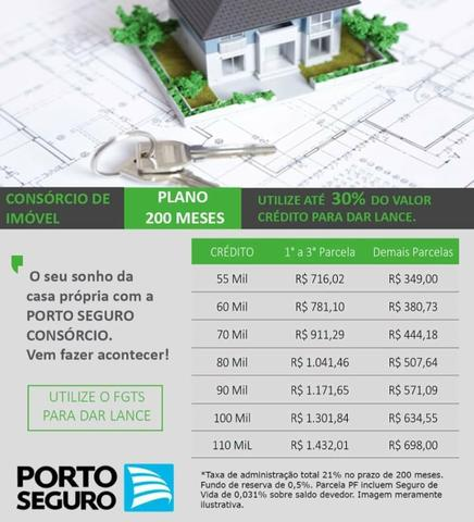 Realize o sonho de comprar seu imóvel. Parcelas a partir de R$ 349,00 - Foto 4