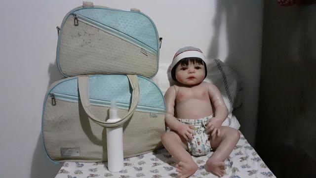 Bebê reborn menino - Foto 5