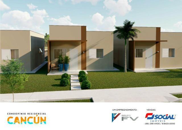 Venda - Condomínio Residencial Cancun