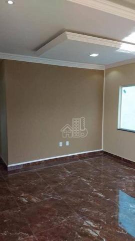 Casa com 3 dormitórios à venda, 130 m² por R$ 550.000,00 - Itaupuaçu - Maricá/RJ - Foto 5