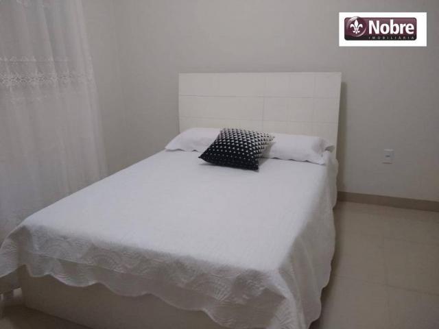 Casa com 3 dormitórios à venda, 167 m² por R$ 435.000 - Plano Diretor Sul - Palmas/TO - Foto 13