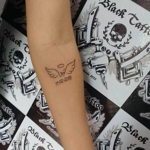 Black tattoo orçamento e agendamentos * - Foto 5