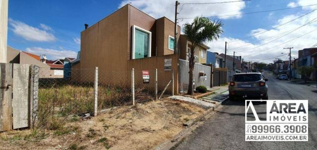 Terreno à venda, 140 m² por R$ 210.000 - Campo Comprido - Curitiba/PR - Foto 6
