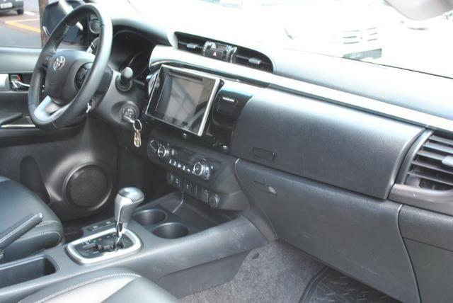 Hilux Cabine Dupla 3.0 SRV - Foto 8