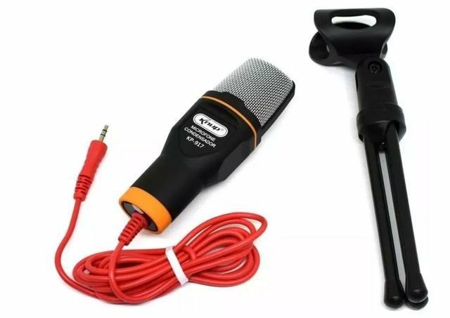 Microfone knup condensador - Foto 4
