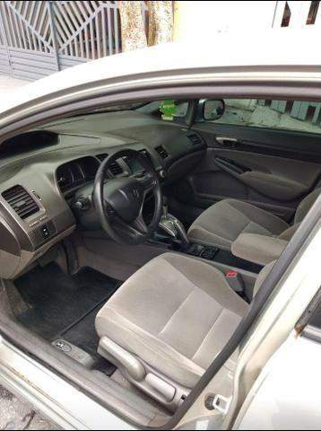 Honda Civic lxs07 automático flex - Foto 6
