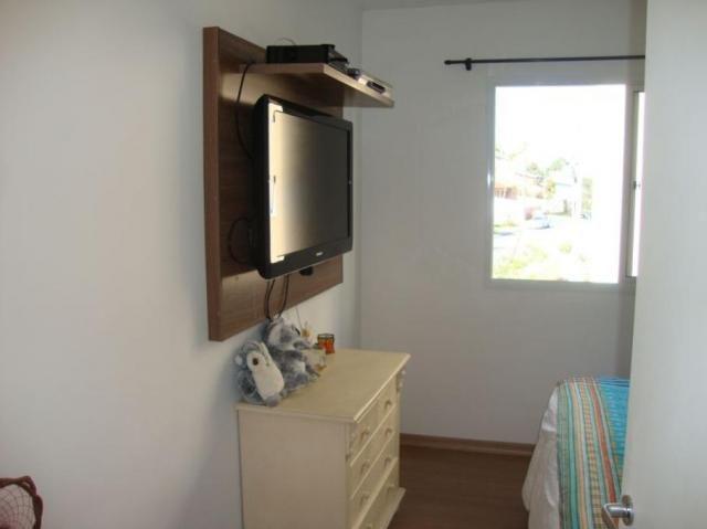 Apartamento à venda com 3 dormitórios em Campo comprido, Curitiba cod:76948 - Foto 3