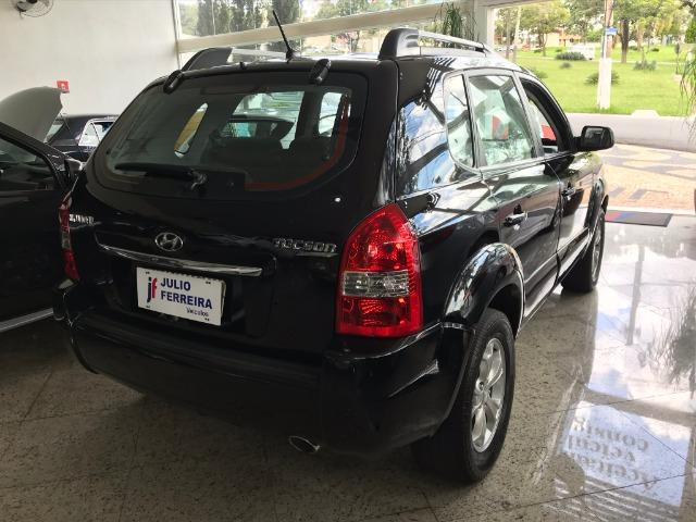 Hyundai Tucson 2.0 GLS Automática Flex Preta - Foto 8