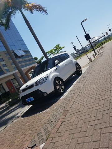 New Kia Soul Teto Solar Panorâmico Impecável - Foto 20