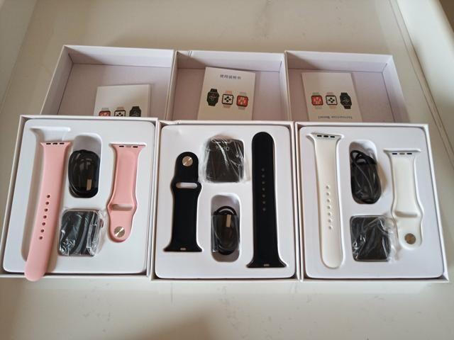 Smartwatch Iwo 12 Max Lançamento 2020