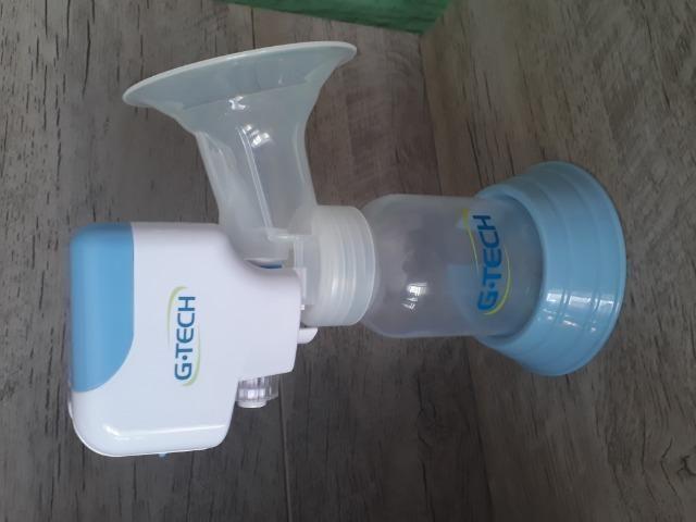 Bomba tira leite materno elétrica Gtech - Foto 3