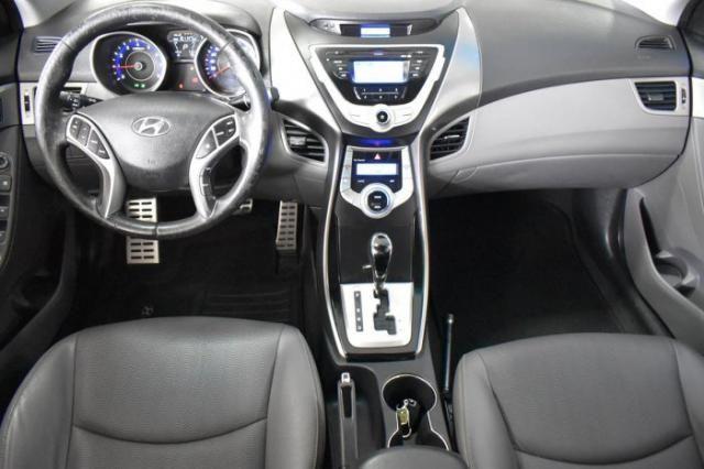 Hyundai elantra 2012 1.8 gls 16v gasolina 4p automÁtico - Foto 3