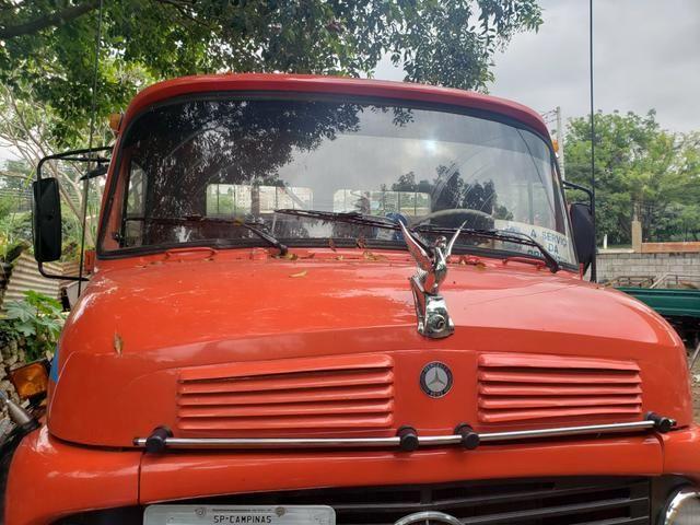 Mercedes 1113 1975 direção hidráulica - Foto 6
