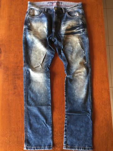 Calça Jeans Dopping Slim Fit 44