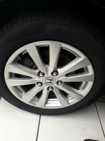 GB - Civic Sedan LXR 2.0 Flexone Automático, Bancos em Couro, Ar Digital - Foto 4