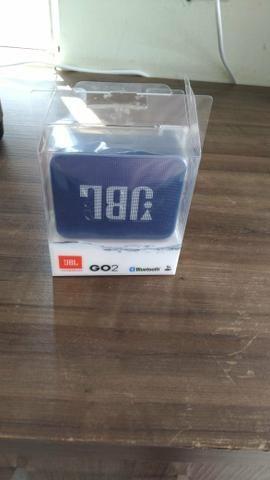 Vendo jbl mini go 2 original com nota