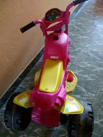 Moto elétrica infantil - Foto 2
