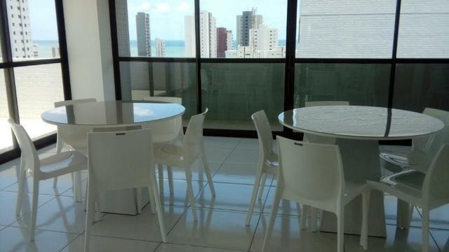(EJ. Excelente apartamento em Porcelanato - Candeias - 2 Quartos (Suíte) - Foto 4