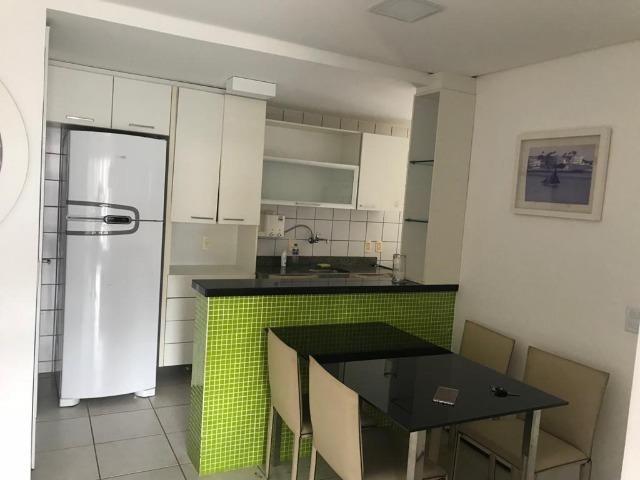 Apartamento Mobiliado, Condominio Saquarema, 02 Quartos - Foto 5