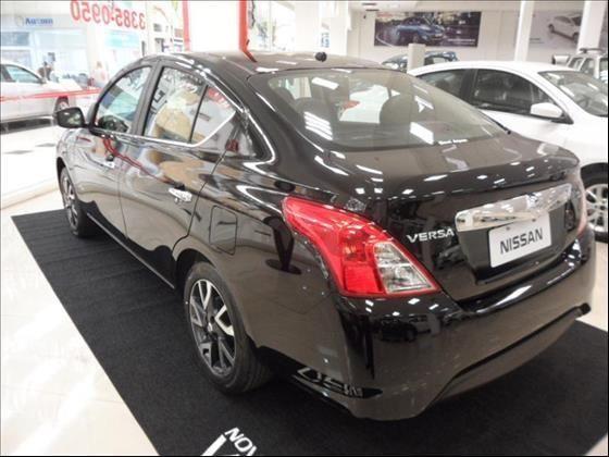 Nissan Versa SL 1.6 2017 GNV - Foto 2