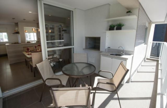 Pronto para morar Garden 136m² a 2 quadras do Shopping Curitiba