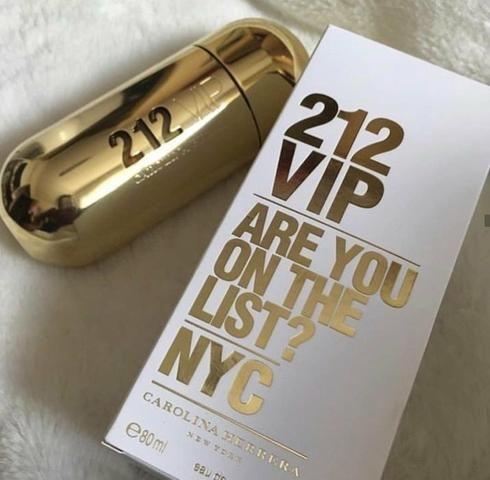 212 vip gold 80ml - Foto 2