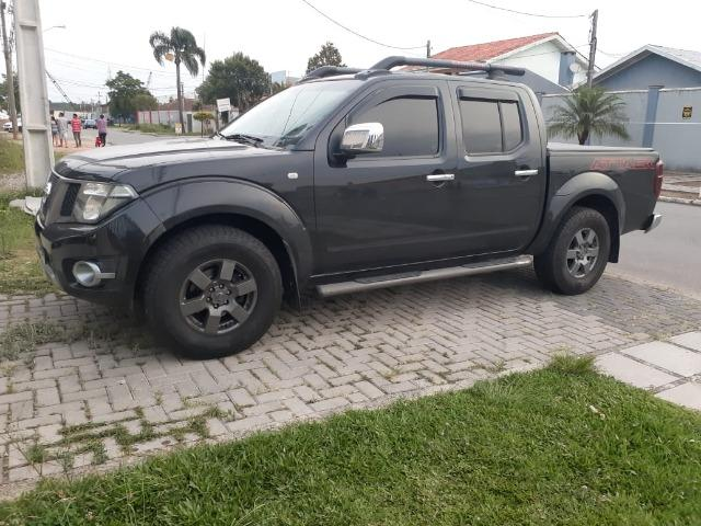 Nissan Frontier SV Attack CD 4x4 2.5 2015
