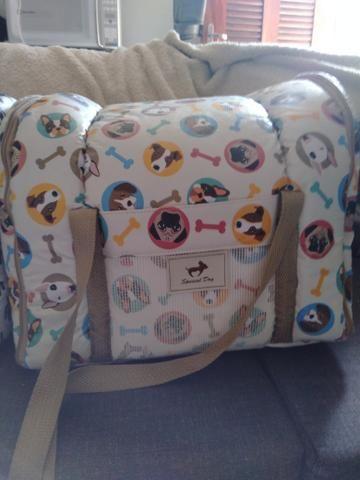 Bolsa para transporte de animais - Foto 3