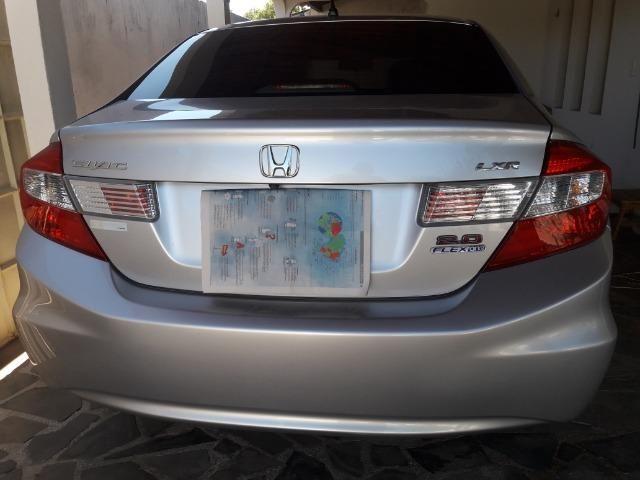 Honda Civic LXR 2.0 Flex one 2014 - Foto 3
