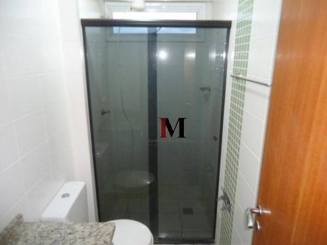 Alugamos apartamento com 3 quartos climatizado e armario de cozinha - Foto 11